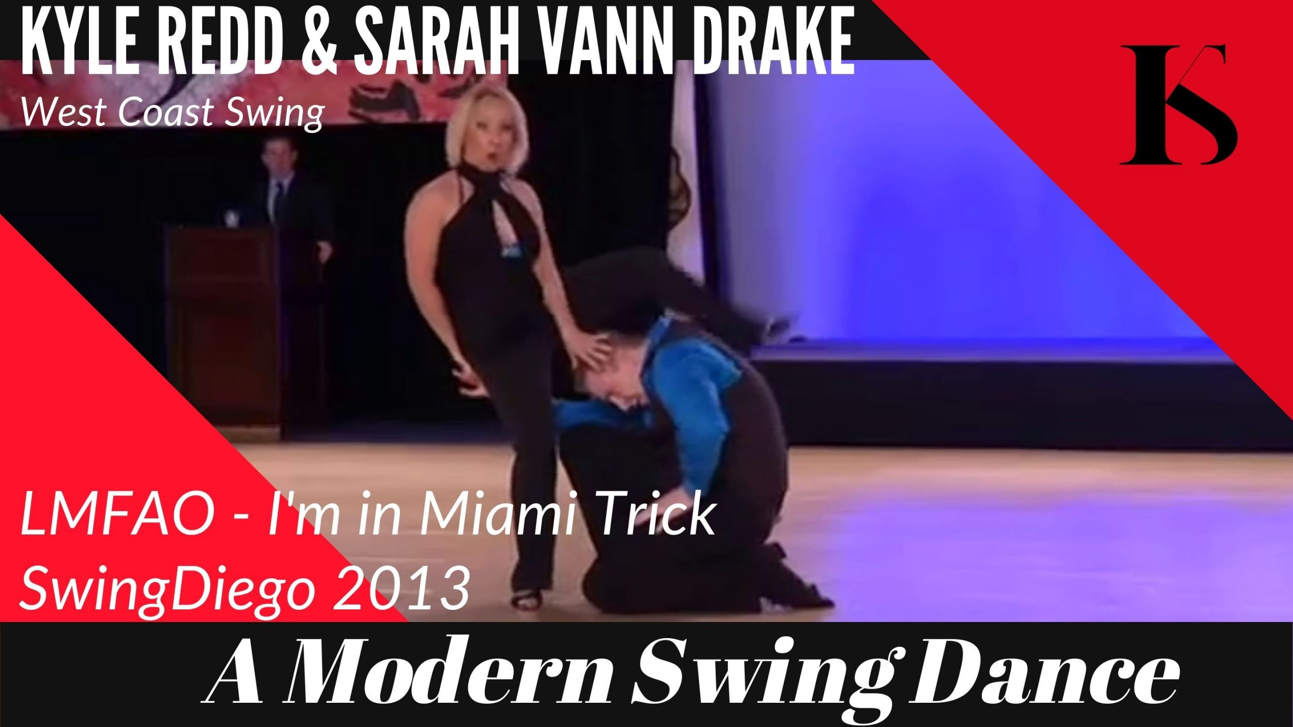 2013 -  Swingdiego - I'm in Miami Trick - LMFAO